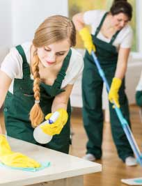 House Cleaning at Dial Cleaning