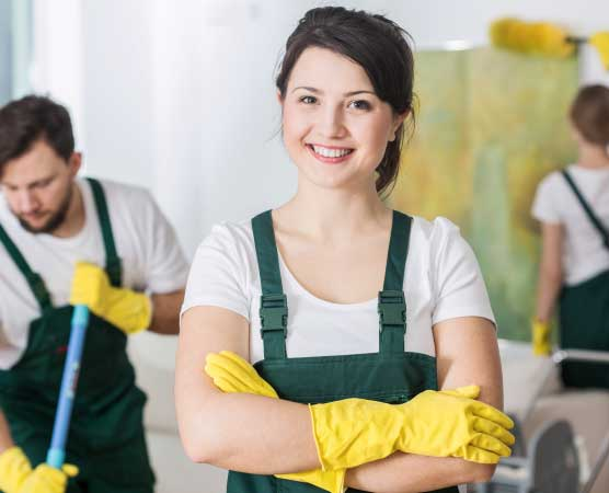 Expert Cleaning Staff at Dial a Cleaning