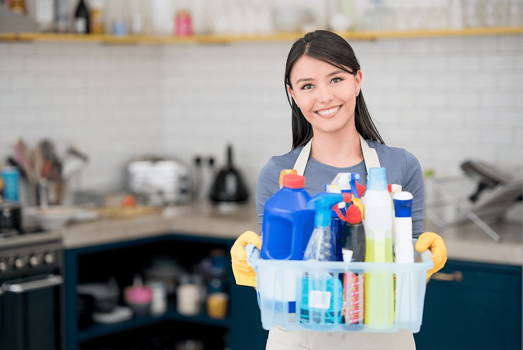 Licensed Cleaners at Dial a Cleaning