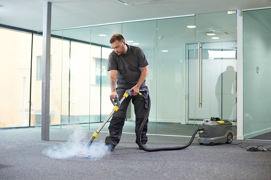 Carpet Cleaning Service at Dial a Cleaning